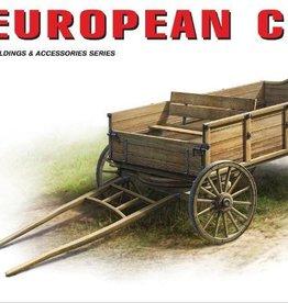 MiniArt (MNA) 1/35 European Cart