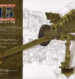 """AFV Club (AFV) 1/35 M5 3"""" Gun"""