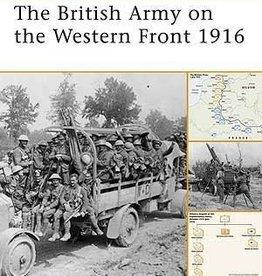 Osprey Publishing (OSP) British Army on WestnFront '16   **
