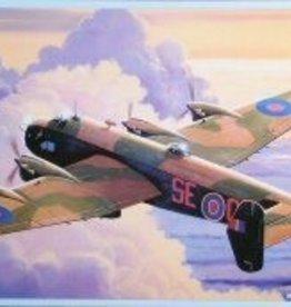 Modelcraft (MCR) 1/72 Handley Page Halifax B Mk I/GRII 1a/B Mk V 1a