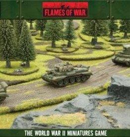 Flames of War (FOW) 15mm Rural Roads