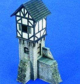 Verlinden (VER) 1/48 Medieval German Castle Ruins