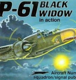 Squadron Signal      Publications (SSP) P-61 Black Widow In Action