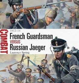 Osprey Publishing (OSP) French Guardsman vs. Russian Jaeger (SC)