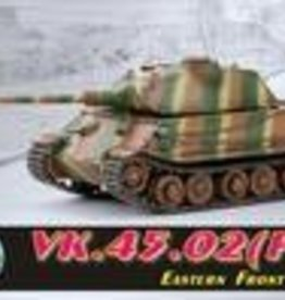 Dragon Models (DML) 1/72 VK.45 02 PV EASTERN FRONT