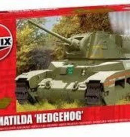 Airfix (ARX) 1/76 Matilda 'Hedgehog' Tank