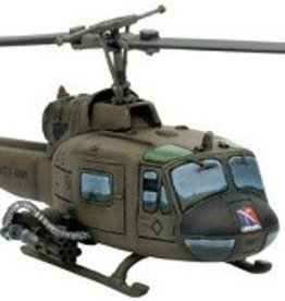 Flames of War (FOW) 15mm UH-1 Huey Hog Gunship