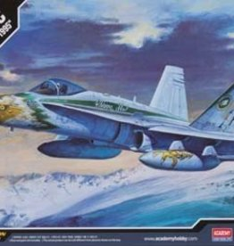 Academy/Model Rectifier Corp. (ACY) 1/72 F/A-18C Chippy ho 1995 Limited Edition