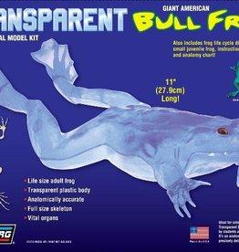 Lindberg (LND) Transparent Bull Frog 11