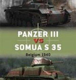 Osprey Publishing (OSP) Panzer III vs. Somua S35 (SC)