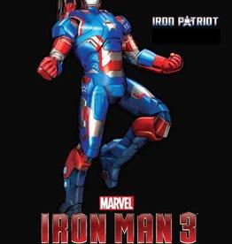 Dragon Models (DML) 1/9 Iron Man 3-Iron Patriot,Action Hero Vignette