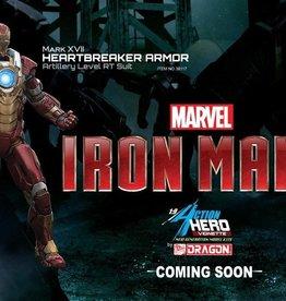Dragon Models (DML) 1/9 Iron Man 3 - Mark XVII , Heartbreak Armor