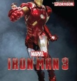 Dragon Models (DML) 1/9 Iron Man 3 - Mark VII, Action Hero Vignette