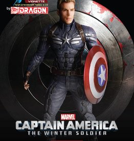Dragon Models (DML) 1/9 Captain America - The Winter Soldier, Action