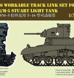 Bronco Models (BOM) 1/35 M3/M5 Stuart Track Set
