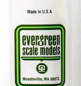 "Evergreen Scale Models (EVG) 11/32"" tube (2)"