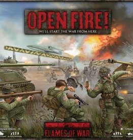Flames of War (FOW) Flames of War Open Fire Starter