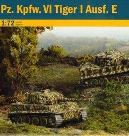 Italeri (ITA) 1/72 PzKpfw VI Tiger I  (2)