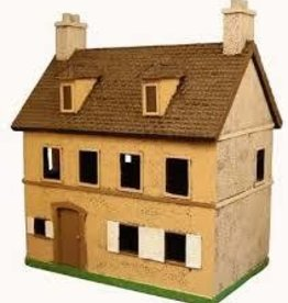 Miniature Building Authority (MBA) 28mm Carentan House