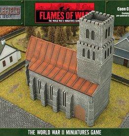 Flames of War (FOW) 15mm Caen Church
