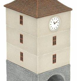 Flames of War (FOW) 15mm Clock Tower