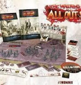 Mantic Games (MGE) Walking Dead All Out War Core Set