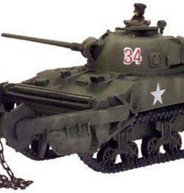 Flames of War (FOW) 15mm Sherman 'Crab' Flail