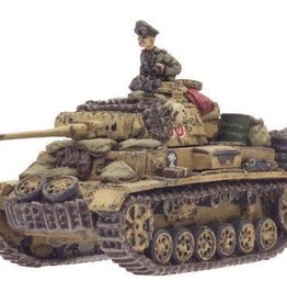 Flames of War (FOW) 15mm Oberst Rettemeier