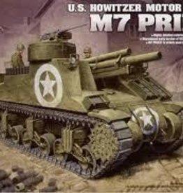 Academy/Model Rectifier Corp. (ACY) 1/35 M7 Priest Tank, NT