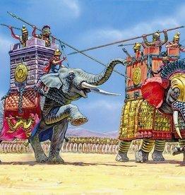 Zvezda (ZVE) 1/72 War Elephants III-1 B.C.    **