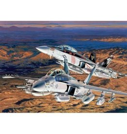 "Dragon Models (DML) 1/144 EA-18G ""Growler"" VAQ-141"