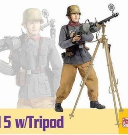 Dragon Models (DML) 1/6 MG15 with Tripod