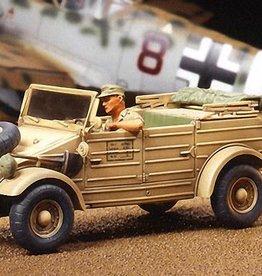 Tamiya (TAM) 1/48 Kubelwagen 82-Africa