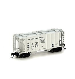 Athearn (ATH) N RTR PS2 2600Hop,SCL/L&N#201606  *