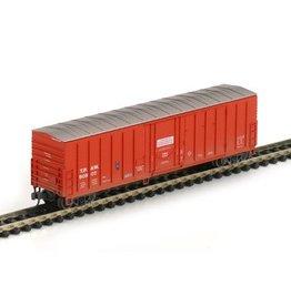 Athearn (ATH) N RTR 50' NACC Box/Wthr, TP&W #2