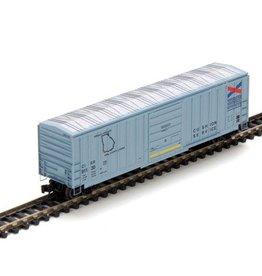 Athearn (ATH) N RTR 50' SIECO Box, CIRR #91130