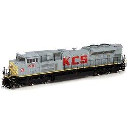 Athearn (ATH) HO SD70ACe, KCS #4001