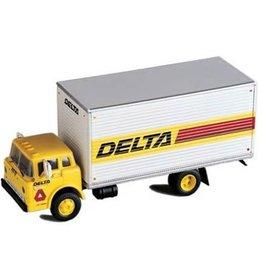Athearn (ATH) HO RTR Ford C Box Van, Delta