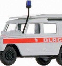 Roco (ROC) HO Landrover 109 DLRG