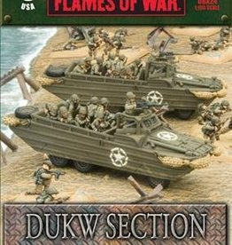 Flames of War (FOW) 15mm DUKW