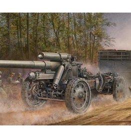 Trumpeter Models (TSM) 1/35 German 15cm s.FH 18 Field Howitzer