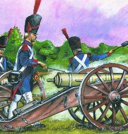Smer (SME) 1/18 Napoleonic Cannon