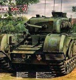AFV Club (AFV) 1/35 Churchill Mk VI