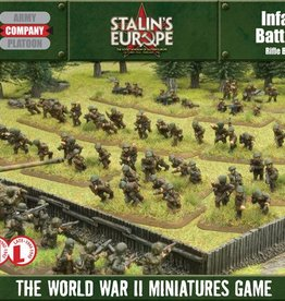 Flames of War (FOW) 15mm Romanian Infantry Battalion