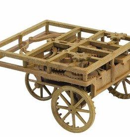 Academy/Model Rectifier Corp. (ACY) Leonardo da Vinci Self-prop Cart