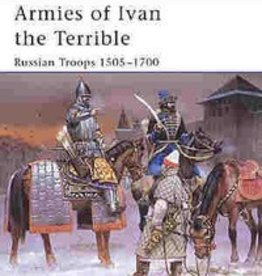 Osprey Publishing (OSP) Armies of Ivan the Terrible