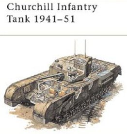 Osprey Publishing (OSP) Churchill Infantry Tank 1941-51