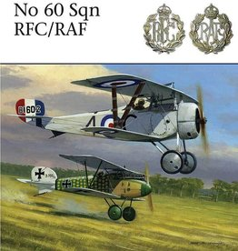 Osprey Publishing (OSP) No 60 Sqn RFC/RAF