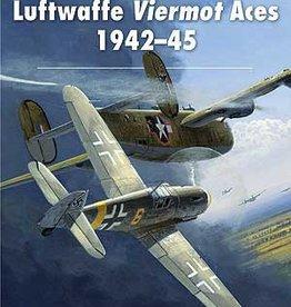 Osprey Publishing (OSP) Luftwaffe Viermot Aces 1942-45