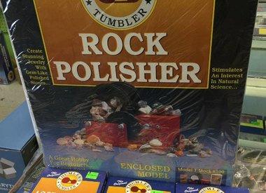 Rock Tumblers & Supplies